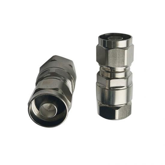 N male  RF Coaxial connector for 1/2 cable