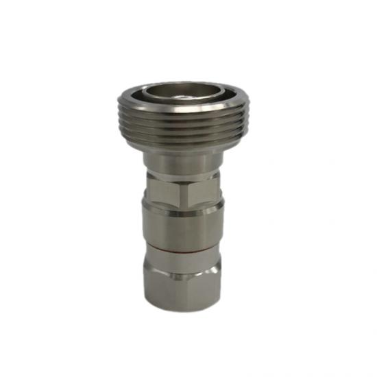 7/16 DIN FEMALE RF connector for 1/2 FEEDER CABLE