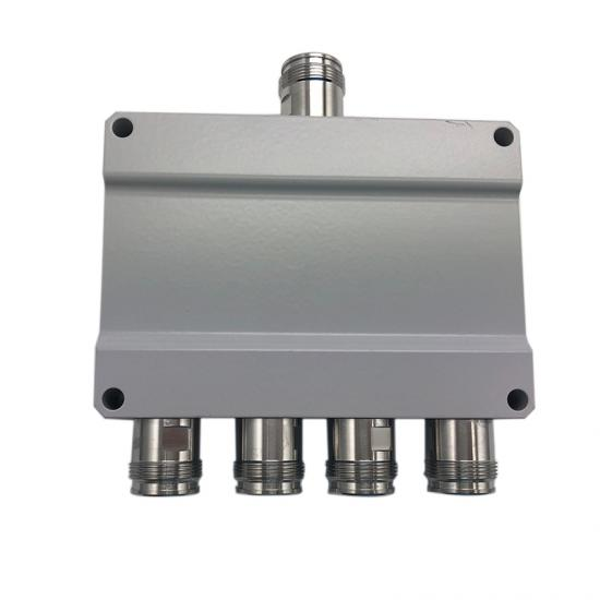 600-3800MHz 4 way reactive power splitter
