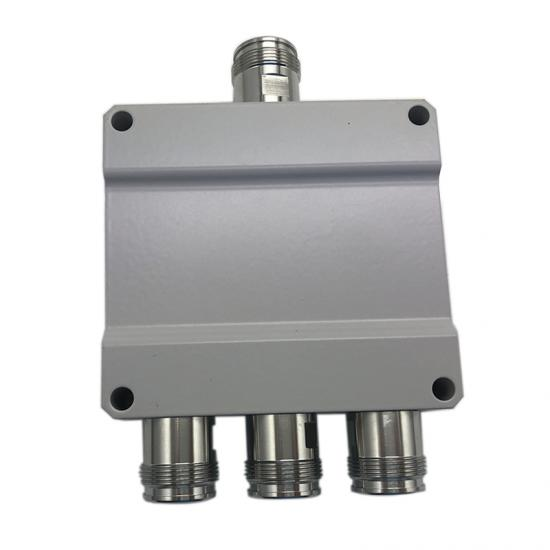 600-3800MHz 3 way reactive power splitter