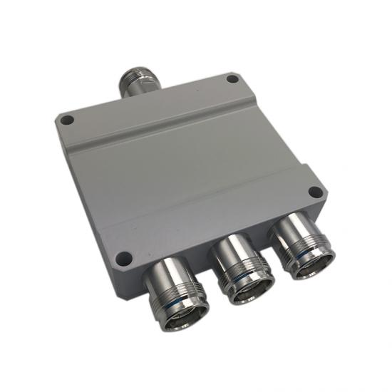 3 way reactive power divider splitter