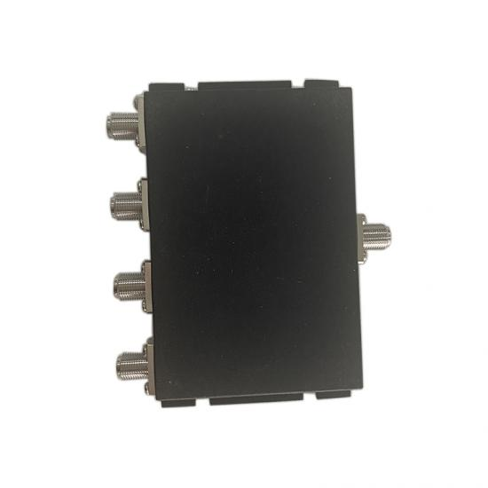 698-2700MHz 4Way Microstrip Power Splitter