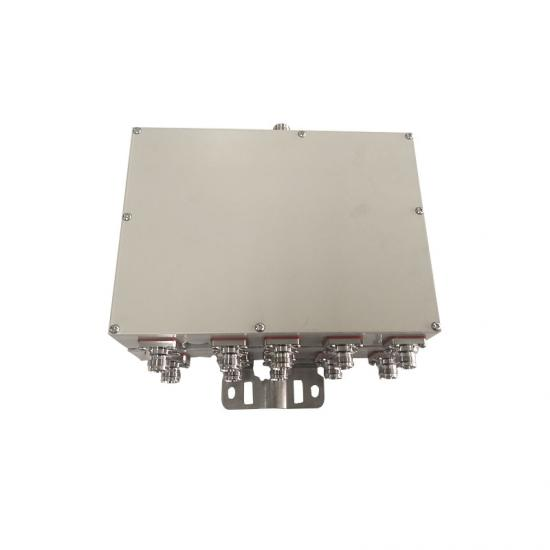 790-2700MHz 200W Low PIM -155dBc double unit combiner